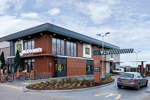 McDonalds planning permission granted  Midlothian View
