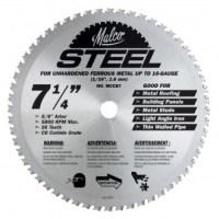 Malco Circular Saw Blade: Steel