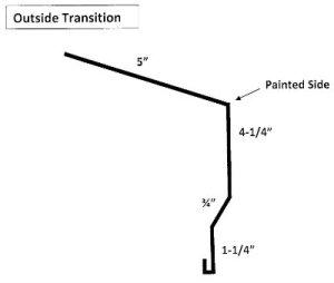 Hardy Rib Outside Transition