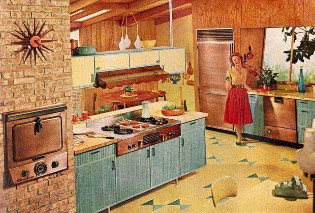 When is too much Mid Century Modern a bore? - MidMod Decor