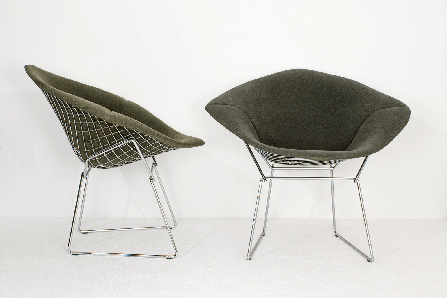 chair covers price up bowery nyc bertoia diamond chairs for knoll