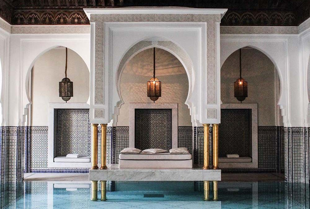 A Night at the magical Mamounia, Marrakech.