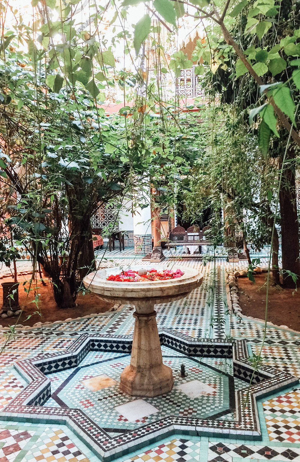 You want to eat all of Morocco but don't know where to start? Then I recommend you join Marrakech Food Tours for a gourmet treat in the medina - streetfood & tagine await! #morocco #marrakech #foodtour