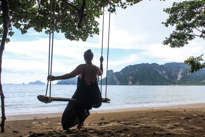 Keen to find seahorses and get a thai bikini body? I will show you where and how - a mini guide to Ao Nang, Thailand.