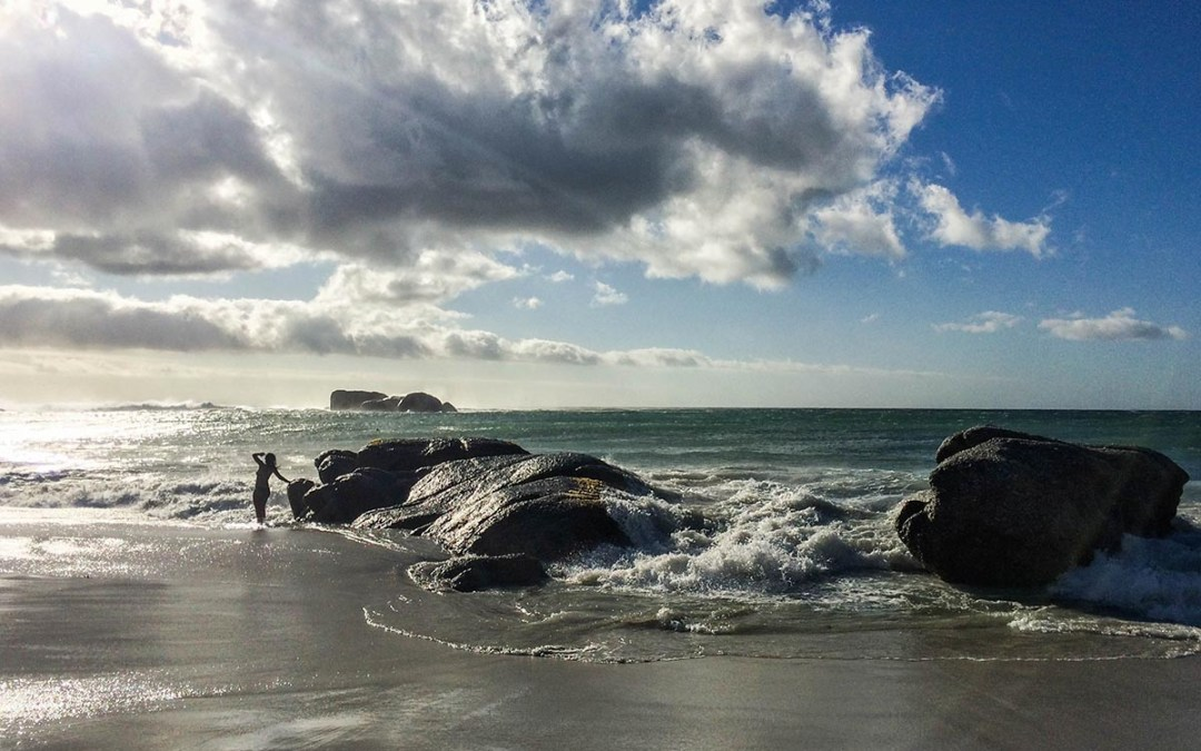 Dear Ocean… A letter to my first love.