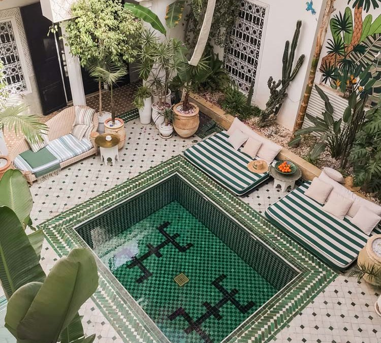 12 Spots for #magicalmorocco – The Insta Guide to Marrakech.