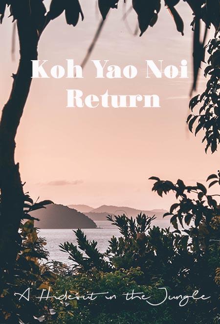 Koh Yao Noi Accommodation   Thailand   Thai Island   Island Hideout   Andaman Coast
