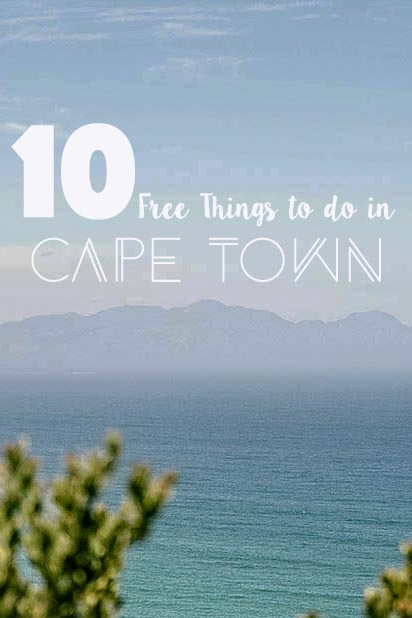 Doing holidays on the cheap in South Africa is quite easy & if you are on a serious budget check out my favorite free things to do in Cape Town. From hiking Table Mountain to free wine, museum visits and the stunning beaches of the Cape Peninsula. #capetown #southafrica #tablemountain
