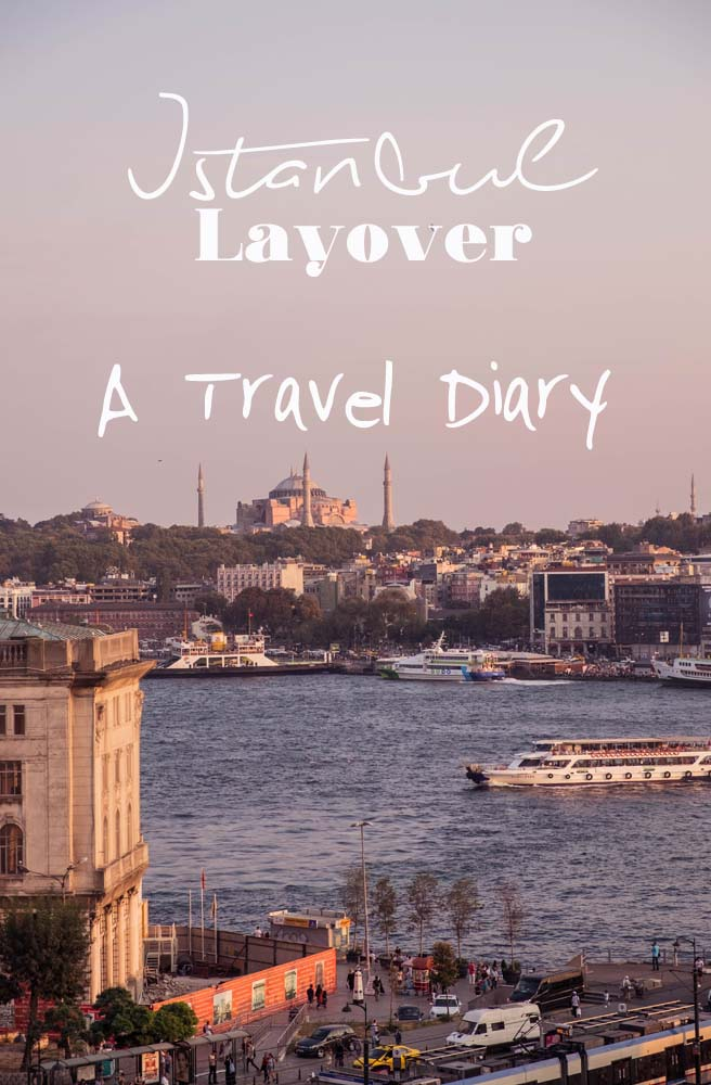 Istanbul is romantic, contradicting and exciting - perfect for an overnight date as I recently discovered. Where to stay in Istanbul, what to eat and how to make the most of a stopover in Turkey. #turkey #istanbul #Karaköy