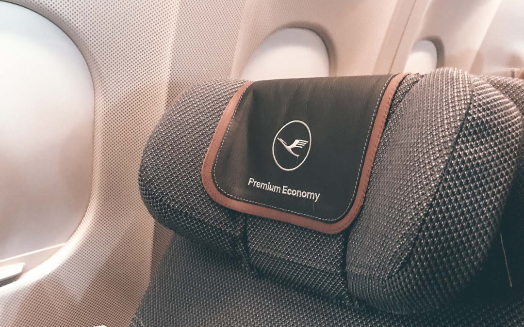 Is flying Lufthansa Premium Economy worth the price?