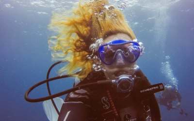 Cool Christmas Gifts for Scuba Divers.