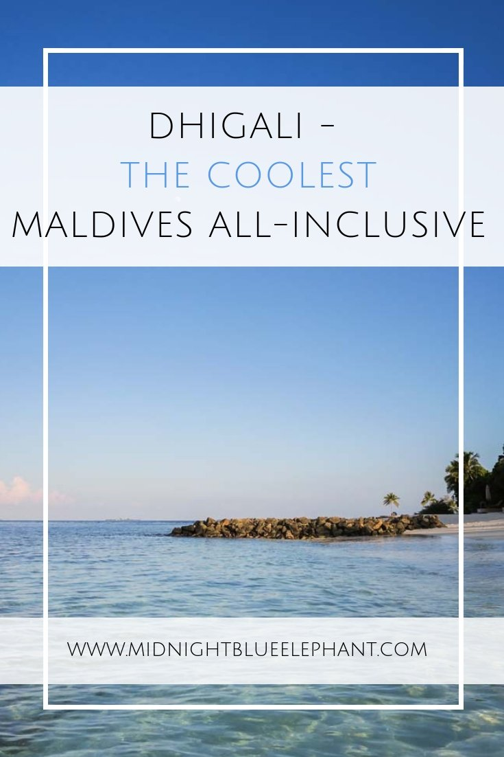 Looking for a cool place for your Maldives all-inclusive holidays? Check out Dhigali, a sleek design hotel with great prices, activities and dining options for your Maldives holidays. Read more to discover diving in the Maldives, innovative rooms and overwater villas and some great all-inclusive packages only a short seaplane ride from Male. #maldives #dhigali #maldivesholidays #island #maldivesisland #allinclusiveholiday #maldivesallinclusive