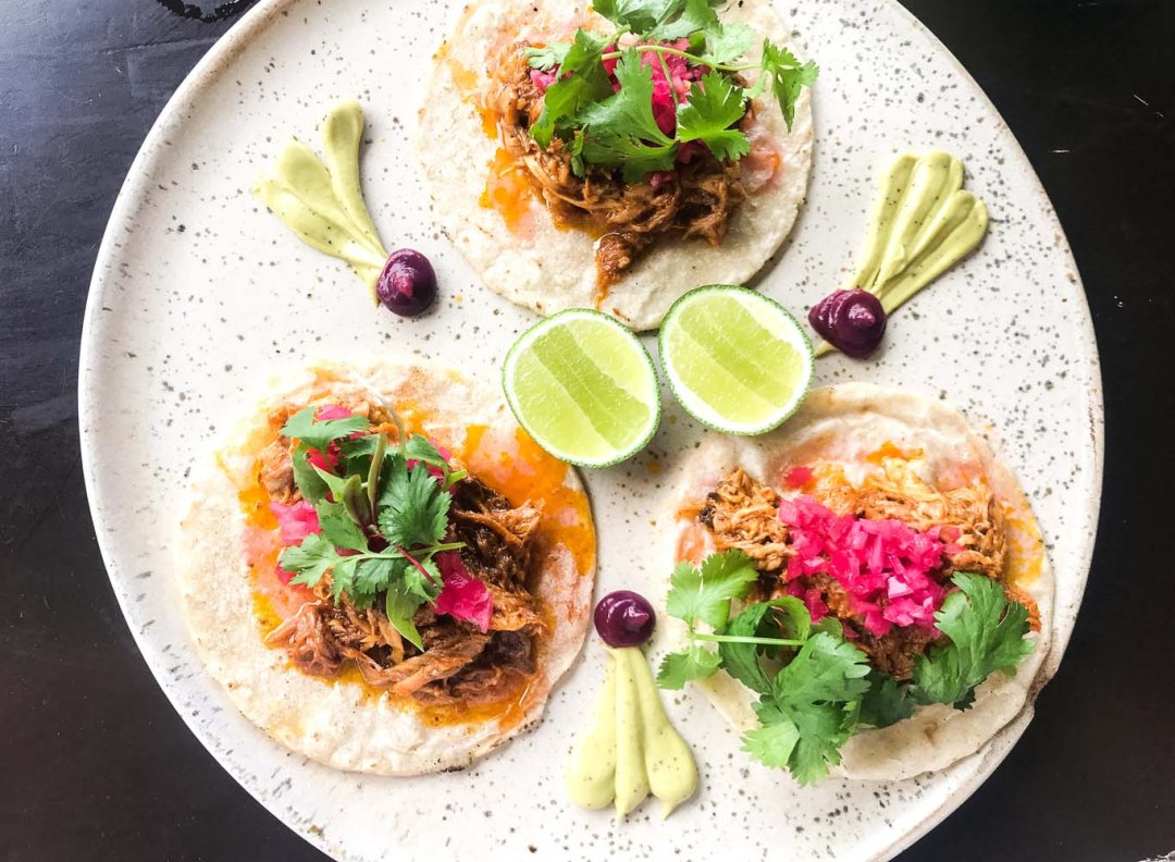 Tulum restaurants offer some of the yummiest Mexican dishes including tacos, Conchinita pibil, and ceviche. Favorite local restaurants in town and Tulum beach.
