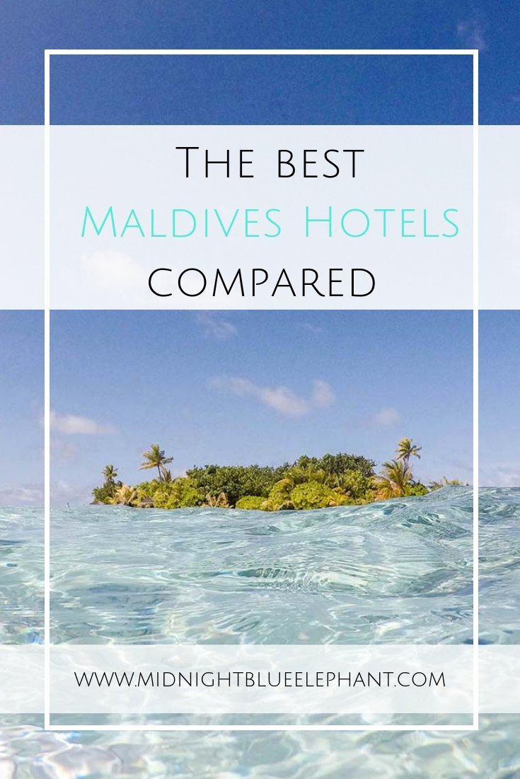 Looking for the perfect Maldives accommodation? I compare my 6 favorite resorts + tips on how to get around & budget for the Maldives. Where to stay in Maldives | Maldives hotels | Best Maldives resorts | Which are the best Maldives hotels | Where to spend a Maldives holiday #maldives