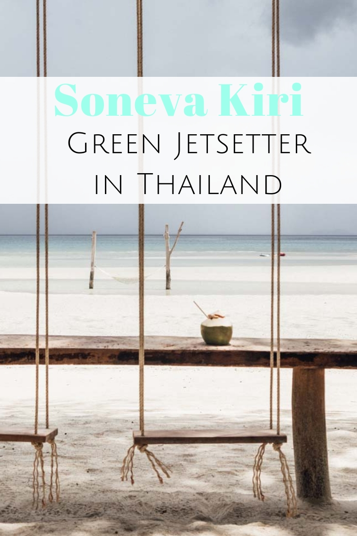 Looking for a green luxury escape in Thailand? Live your best jetsetter life at Soneva Kiri in Koh Kood - eco-friendly travel at its finest.  #thailand #soneva #kohkood  Eco-friendly luxury escape, Thailand | The best luxury escapes in Thailand | Luxury resorts in Thailand | Luxury island resorts in Thailand | Koh Kood beach resort