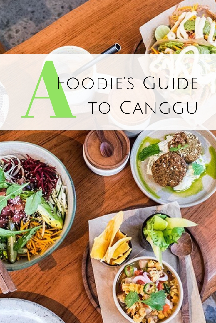 Looking for some great places to eat in Bali? I am sharing my favorite Canggu restaurants for foodies, vegans, and pizza. #indonesia #bali #canggu  Best restaurants in Canggu | Where to eat in Canggu | Canggu cafes | Best pizza in Canggu | New restaurants in Canggu, Bali