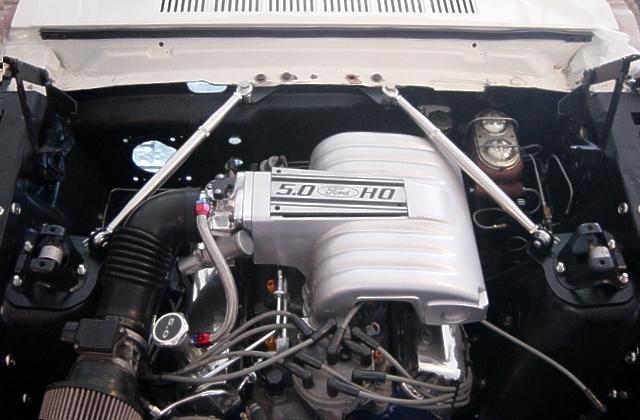 1965 Ford Mustang Starter Wiring Diagram Efi 5 0 Install