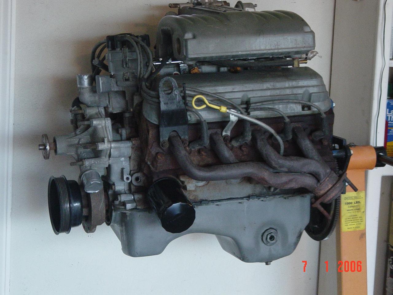 Ford 2g Alternator Wiring Efi 5 0 Install