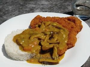 Curry japonés