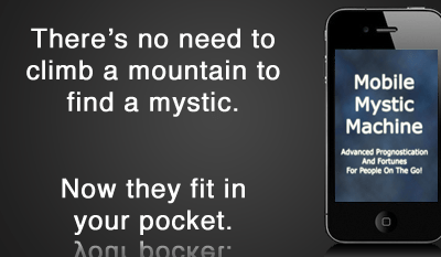 Mobile Mystic Machine for iPhone and iPod Touch