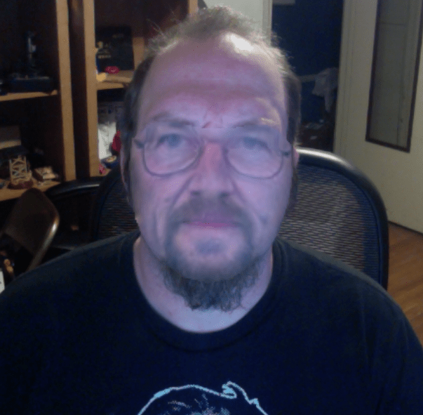 Myself as Walter White using the face substitution page.