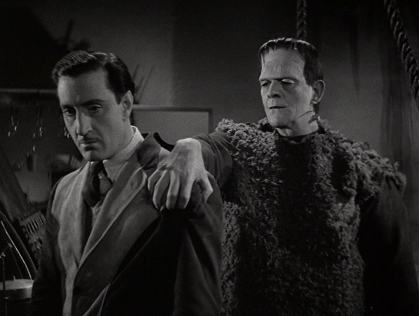 frankensteins ambition His great ambition is to create a human being, and finally one night his dream is   to frankenstein's horror, instead of creating a marvel of physical beauty and.