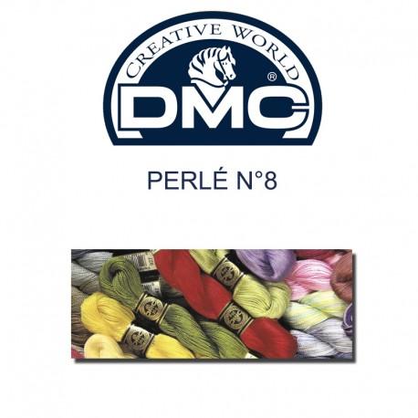 coton perle n 8 midon dentelle