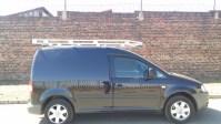 VW Caddy Low Profile Panel Van Roof Racks