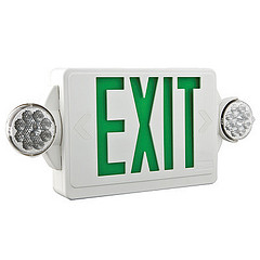 Exit Sign With No Background