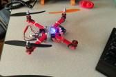Claudio's Second Quadcopter