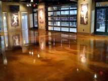 Commercial Concrete Floor Coatings