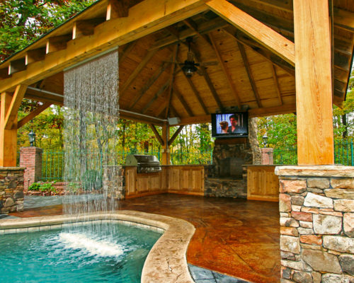 Outdoor Kitchens  Mid State Pools