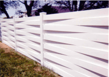 Coastal Privacy Fence