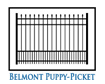 Blemont Puppy-Picket Fencing