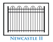 Newcastle II Fencing by Alumi-Guard