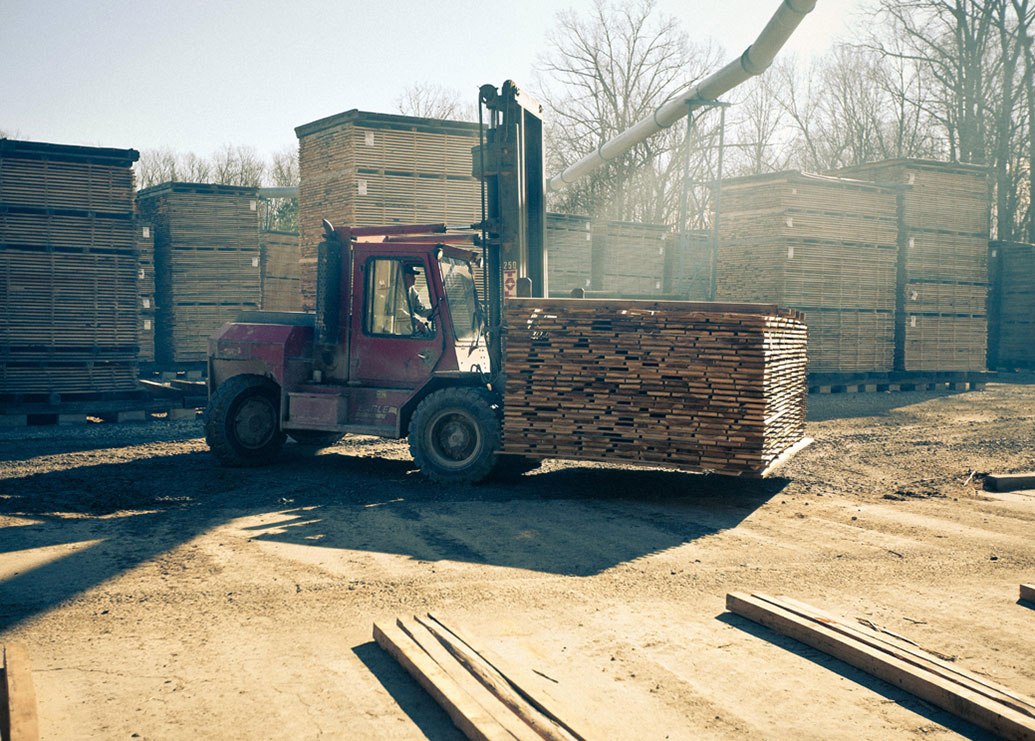 Middle Tennessee Lumber  Process