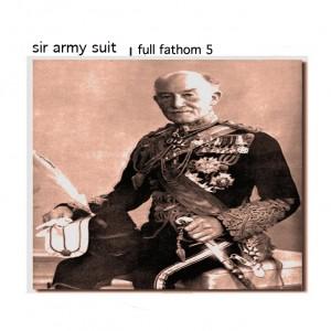 Sir Army Suit