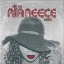 The Ria Reece Band CD Cover