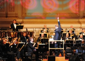 Peter Calandra at Carnegie Hall