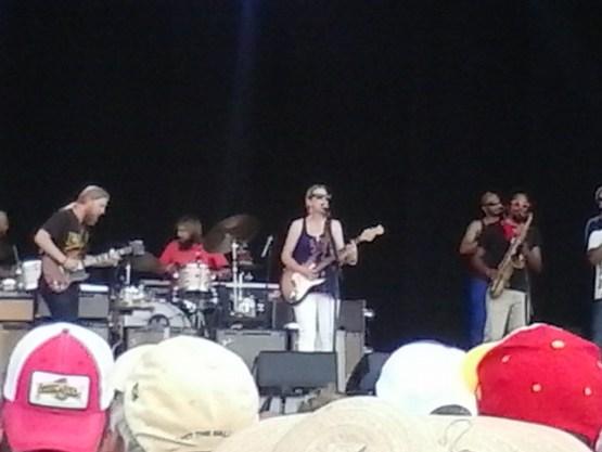 Road To Bonnaroo-Trucker Band