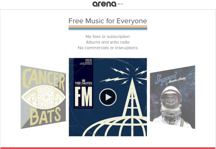 Arena.com - Fair Pay Free Play