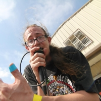 Joshua performing in Shelbyville Tennessee