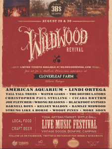 "Wildwood Revival: ""an anti-festival for the rest of y'all"" + Newport showcase"