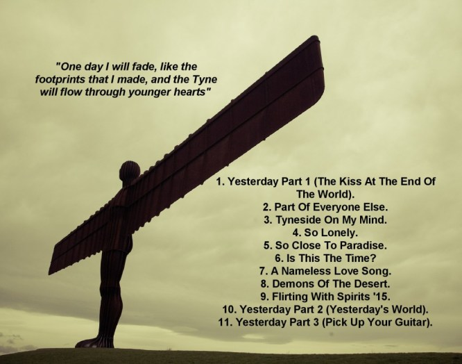 Tyneside On My Mind Tracklist