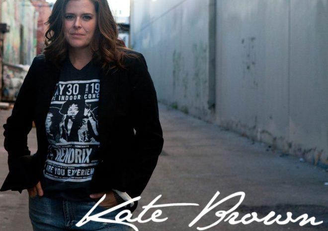 Kate Brown 6 shots