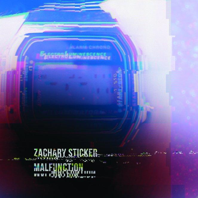 Malfunction-Zachary Sticker
