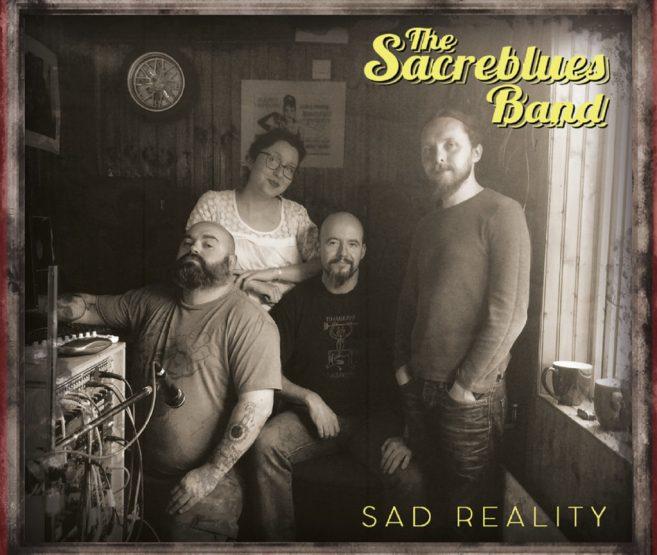 Sacreblues Band-Sad Reality