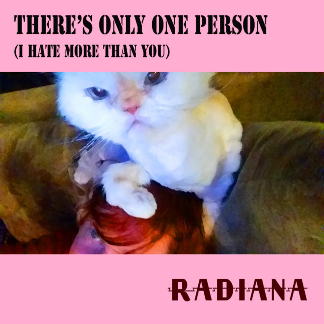 Radiana_Theres_Only_One_Person_CD_Art