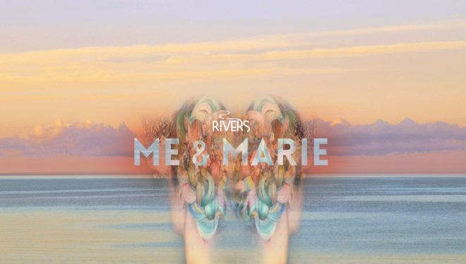 Rivers-Me and Marie