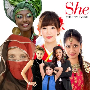Charity Ekeke Delivers A Message to Women Worldwide on New Album She